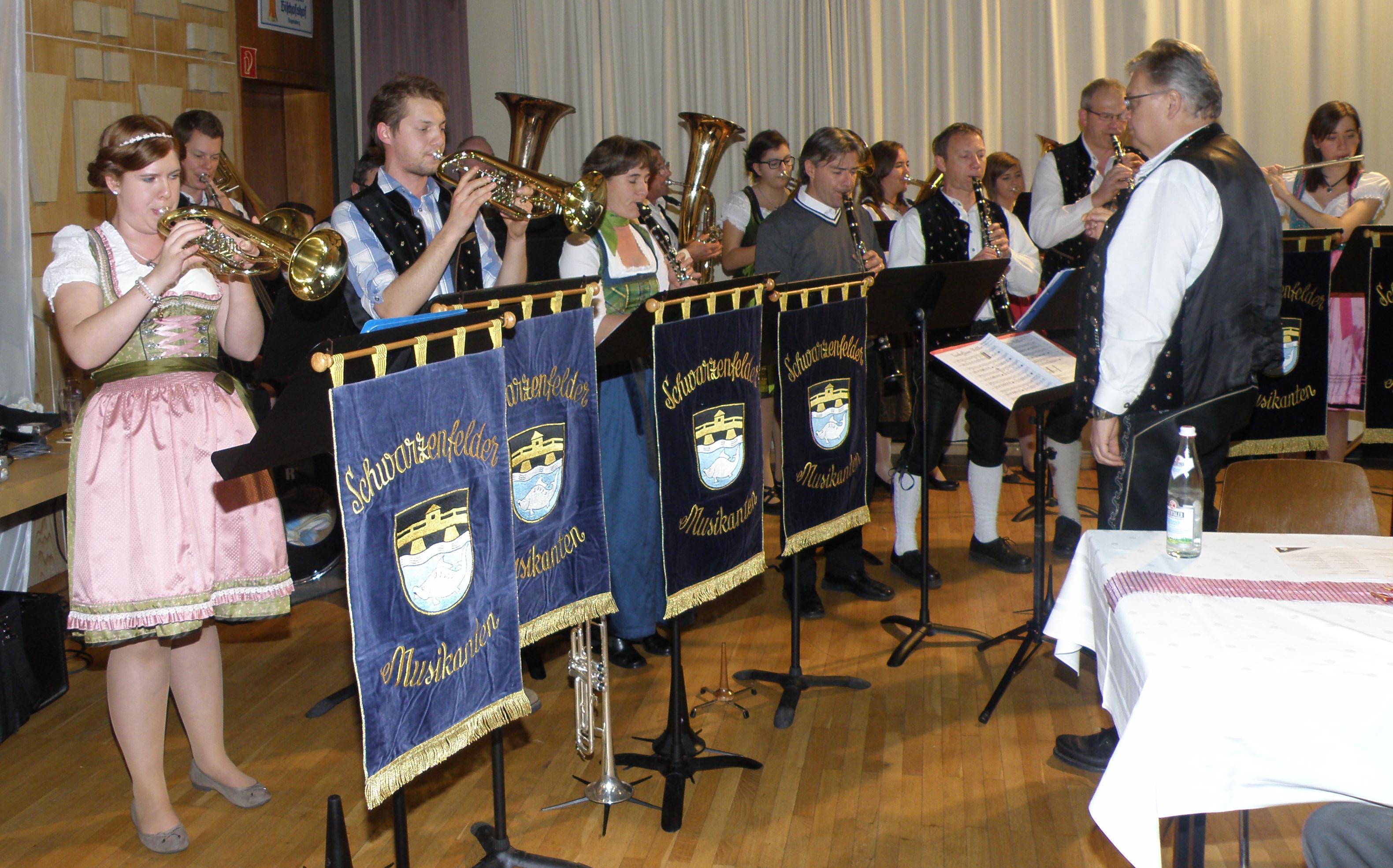 Schwarzenfelder Blasmusik