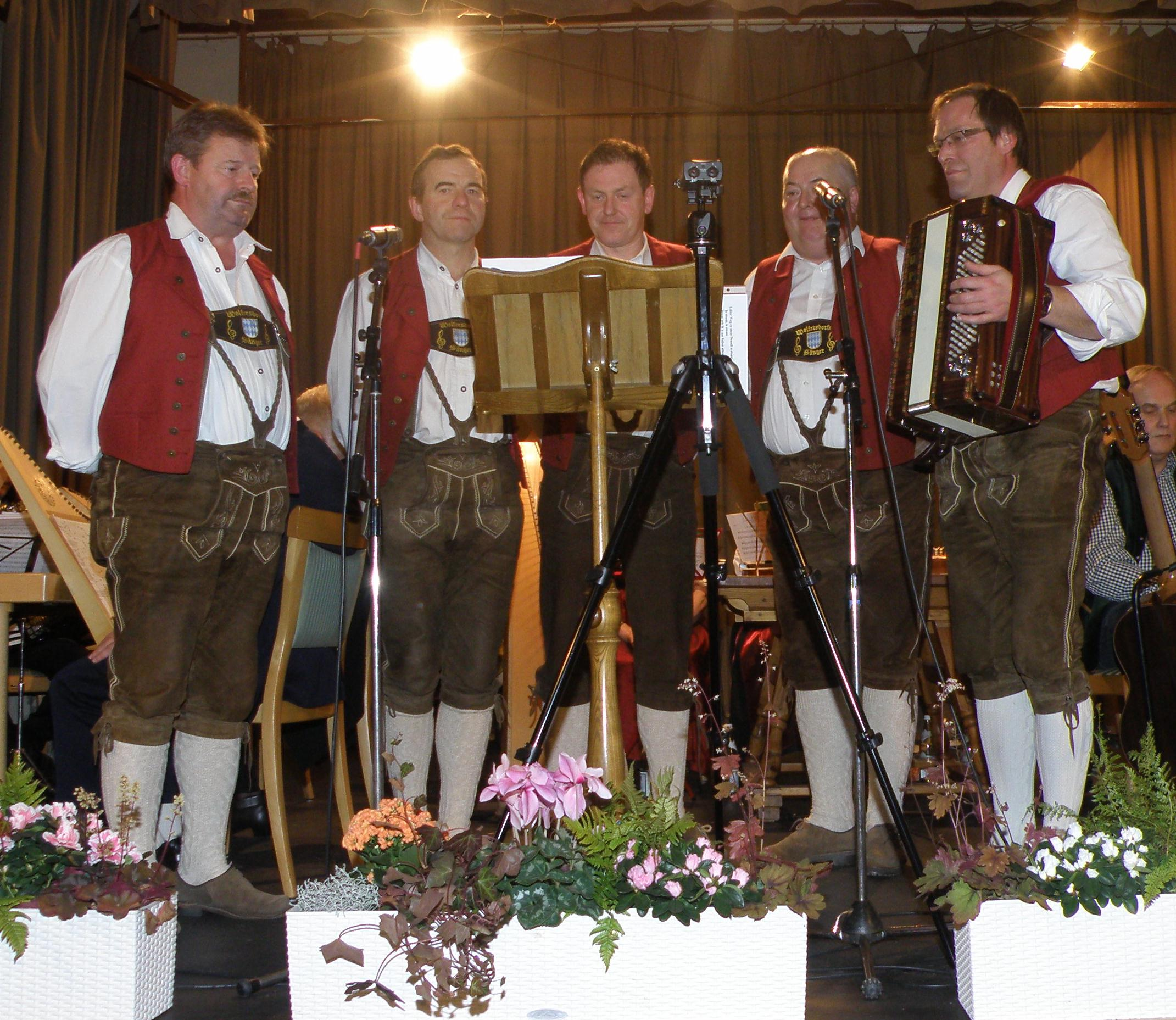 Wolfersdorfer Sänger