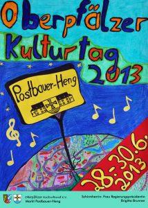 Oberpfälzer Kulturtag 2013 in Postbauer-Heng