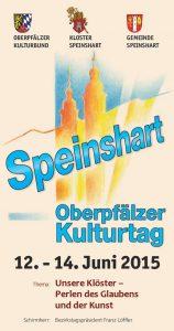 Oberpfälzer Kulturtag 2015 in Speinshart